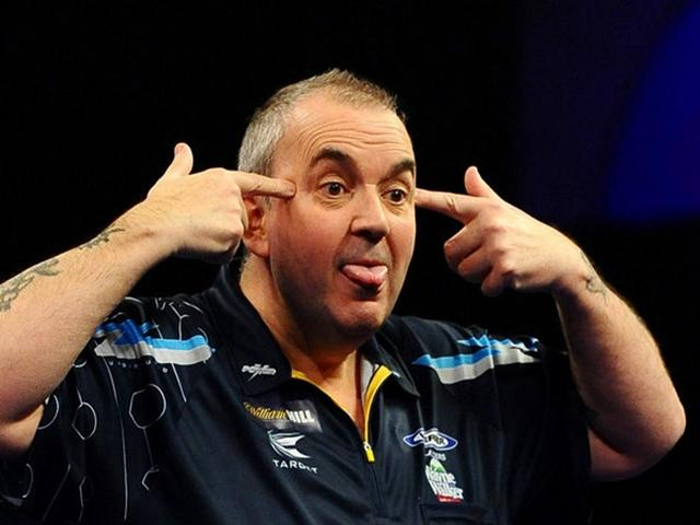 Wayne expects Phil Taylor to finally record a Premier League win over Peter Wright